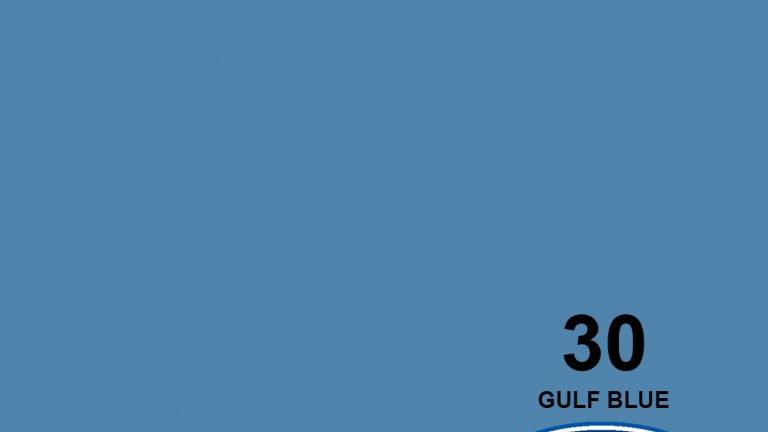 """53"""" Gulf Blue #30 Seamless Paper"""