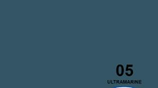 "107"" Ultramarine #5 Seamless Paper"