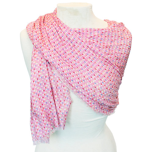 Cashmere Blend Snoball Scarf