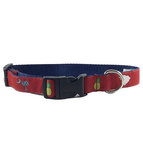 South Carolina Dog Collar