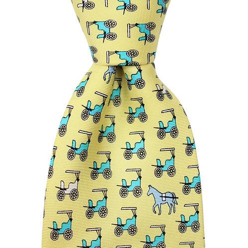 Horse & Buggy Tie