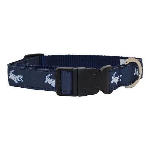 NOLAgator Dog Collar