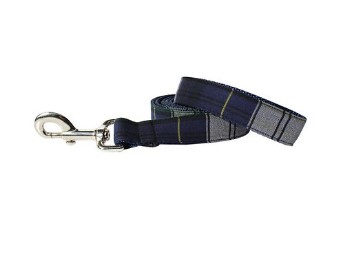 Plaid Dog Leash