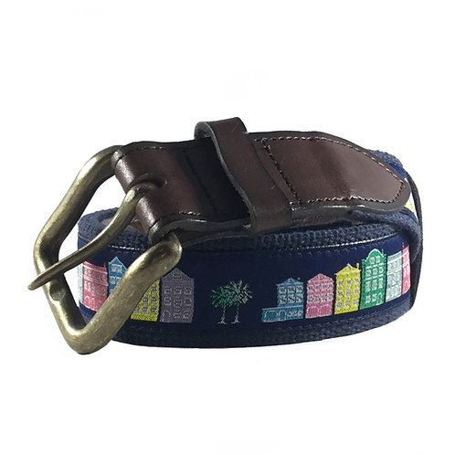 Rainbow Row Club Belt