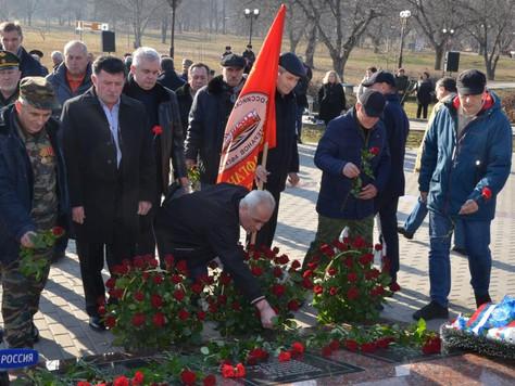 День памяти воинов-интернационалистов отметили в г.о. Нальчик