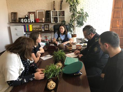 В МКОУ «Гимназия» №4 обсудили вопросы духовно-нравственного и патриотического воспитания учащихся