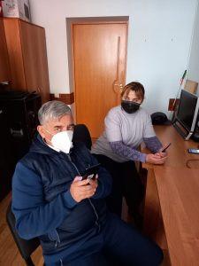 «Центр компетенций Нальчикской межрайонной местной организации ВОС»