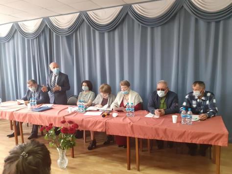 XXХ отчетно-выборная конференция Кабардино-Балкарской региональной организации ВОС