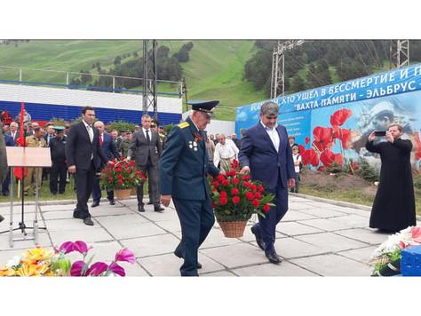 В Кабардино-Балкарской Республике прошли мероприятия, посвященные Всероссийской военно-патриотическо
