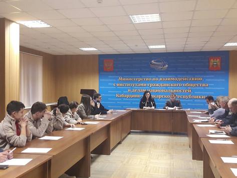 Круглый стол посвященный 100-летию со дня рождения М.Т. Калашникова