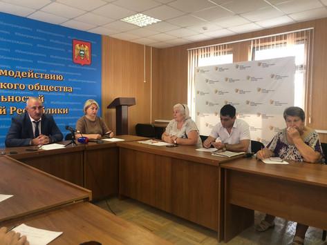 Круглый стол на тему «Кабардино-Балкарская Республика – вчера, сегодня, завтра», посвященный Дню гос