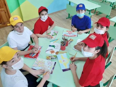Подведены итоги конкурсов и соревнований среди воспитанников школы-интерната №5 с.п. Нартан