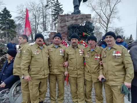 Представители Кабардино-Балкарского республиканского отделения Всероссийской общественной организаци