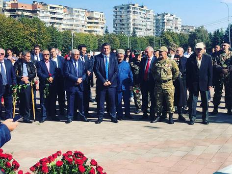 Общественная организация «Союз Абхазских добровольцев Кабардино-Балкарской Республики» отметила 25-л
