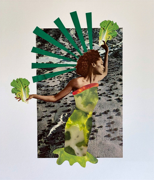 Lettuce Dance