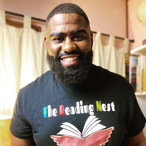 The Reading Nest Official Logo