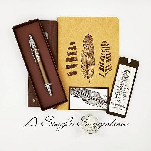 Mustard Seed Faith Gift Set