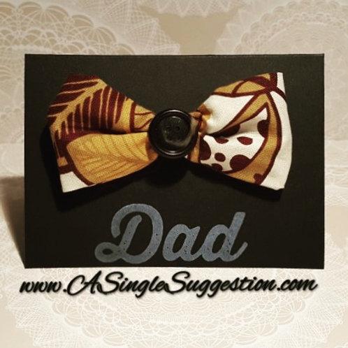 Dad's Bowtie