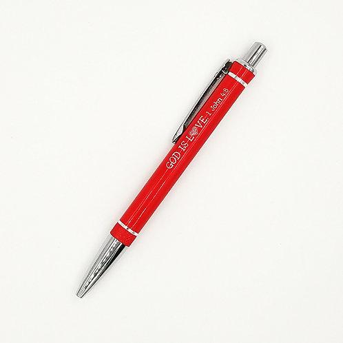 God Is Love Pen