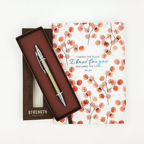 Plans I Have For You Gift Set