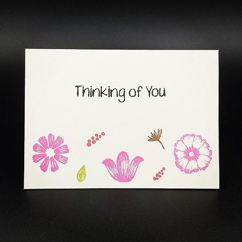 Flower Variety Note Card Set