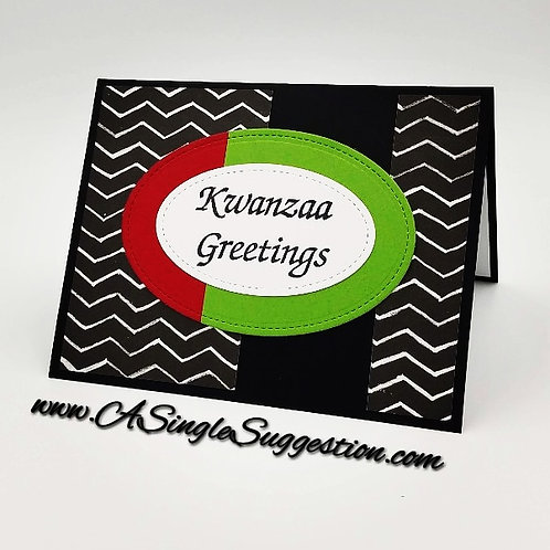 Kwanzaa Greetings