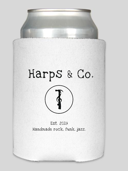 Harps & Company Koozie