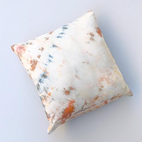 Mini Silk Pillow in Desert Waves 1 (Pillow Included!)