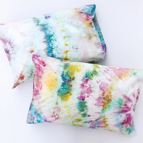 Set of Two: Prism Queen Pillowcases