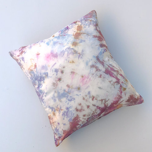 Mini Silk Pillow in Dusty Hues 2 (Pillow Included!)