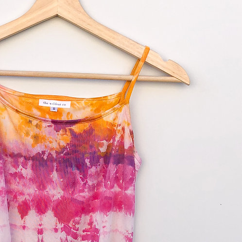 Golden Hour Silk Camis