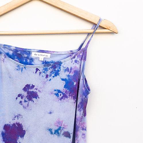 Ultraviolet Silk Camis