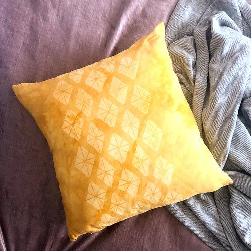 Marigold Diamond Pillowcase