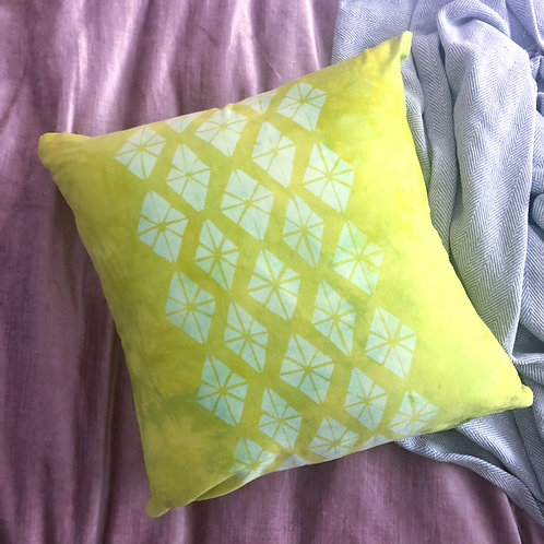Charturese Diamond Pillowcase