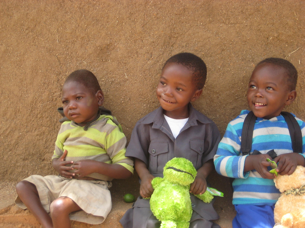 Granny Fasiwe's kids