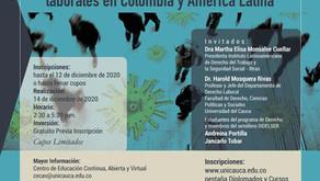 Efectos del COVID-19 en las relaciones laborales de Colombia y América Latina
