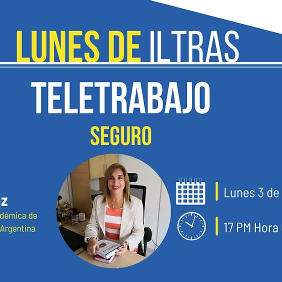 Webinar: Teletrabajo Seguro