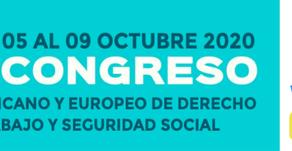 VIII Congreso Iberoamericano y Europeo de Derecho del Trabajo y Seguridad Social