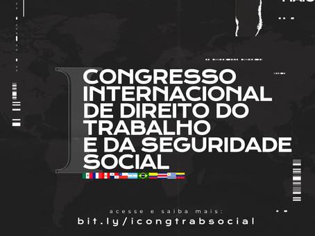 Congresso Internacional de Direito do Trabalho e da Seguridad Social