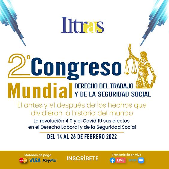 2do Congreso Mundial Iltras