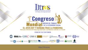 1er Congreso Mundial de Derecho del Trabajo y de la Seguridad Social