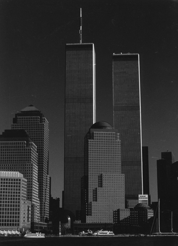 Twin Towers, Oct 2000