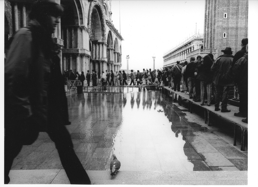Flood Water, Venice