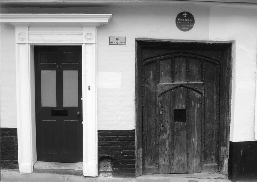 Medieval Street, Norwich