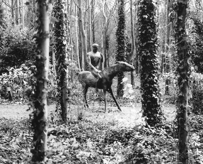 Horse and Rider, Elisabeth Frink