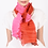Thumbnail: Two-tone Pleated Scarf