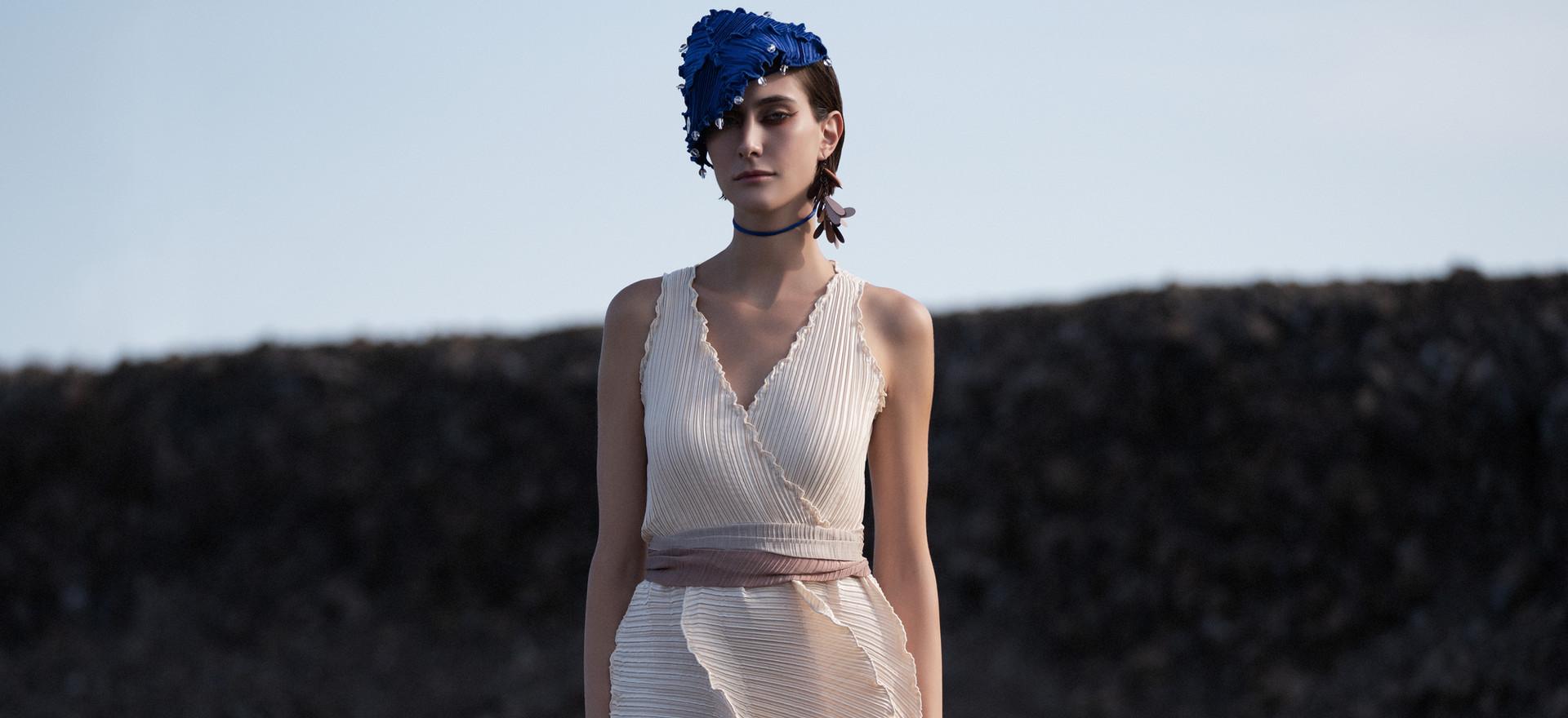 Helix Dress & Ergon Bag
