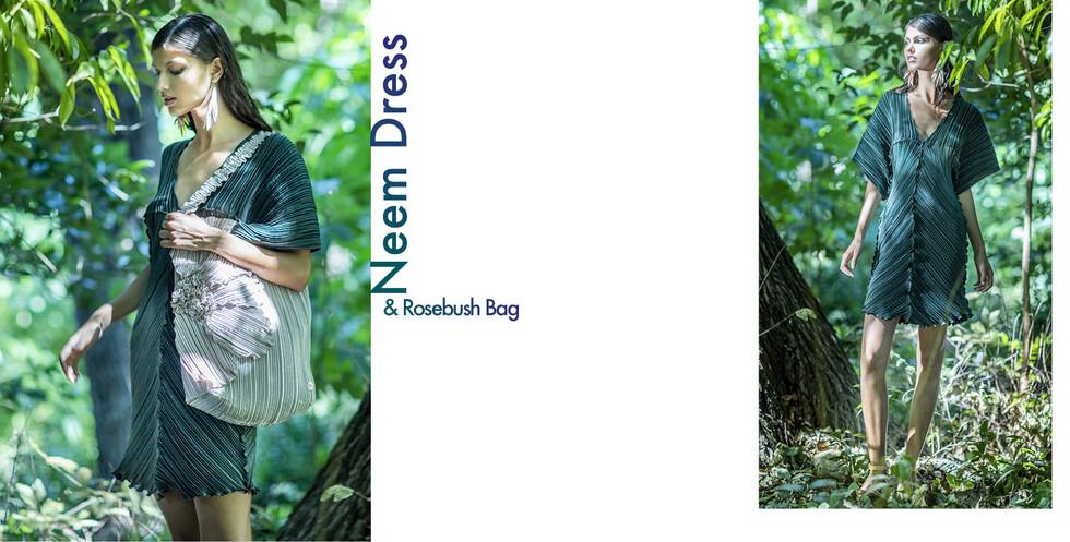 Rainforest Blues S/S 2020