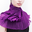 Thumbnail: Classic Pleated Scarf. Purples