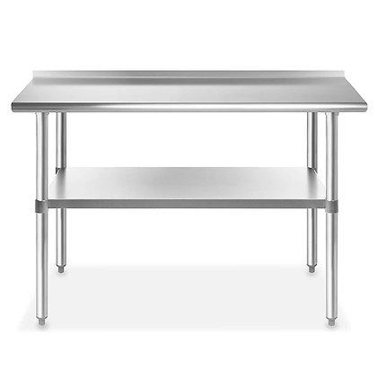 Stainless Steel Kitchen Prep & Work Table